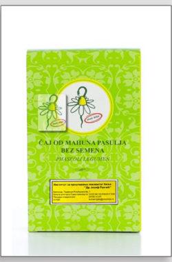 Čaj od mahuna pasulja bez semena