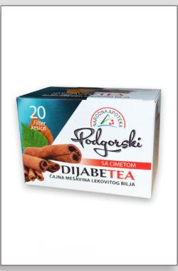 Dijabetea čaj