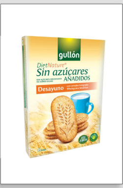 GULLON Integralni keks Desayuno