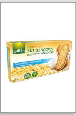 GULLON Keks sendvič jogurt