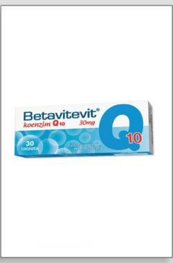 BETAVITEVIT Q10 tablete