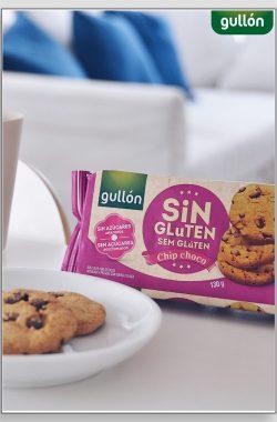 GULLON Chip Choco GF keks 130g