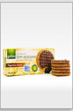 GULLON Digestive Choco keks 270g