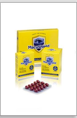 MACUSHIELD vitamini za oči