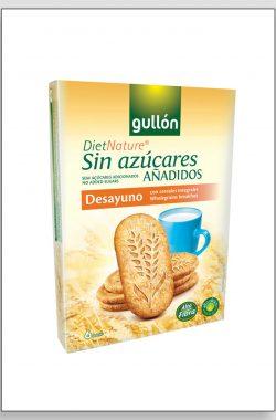 GULLON Desayuno integralni keks 216g