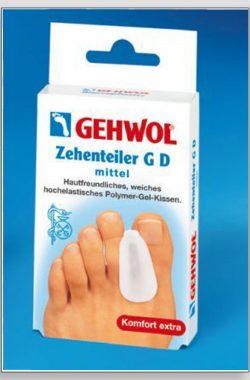GEHWOL silikonski separator G D