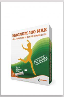 MAGNUM 400MAX