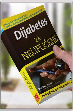 Dijabetes za neupućene knjiga