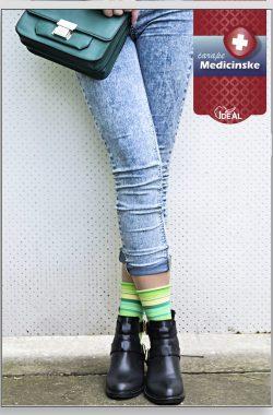 Medicinske čarape ženske