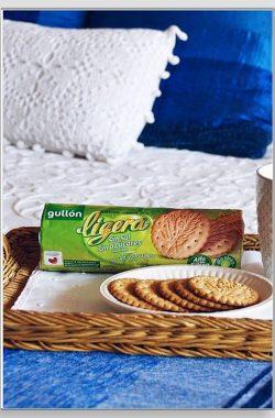 GULLON Ligera keks bez soli i šećera 200g