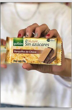 GULLON Napolitanke sa čokoladom 60g