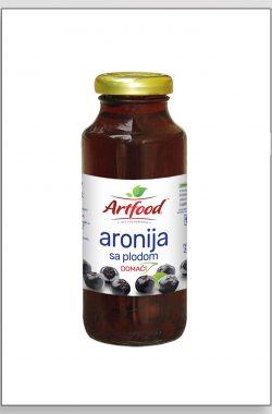 ARTFOOD ARONIJA voćni sok sa plodom