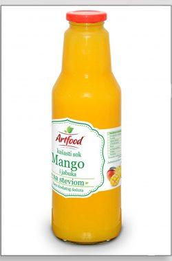 ARTFOOD MANGO i JABUKA voćni nektar sa steviom