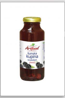 ARTFOOD ŠUMSKA KUPINA voćni sok sa plodom