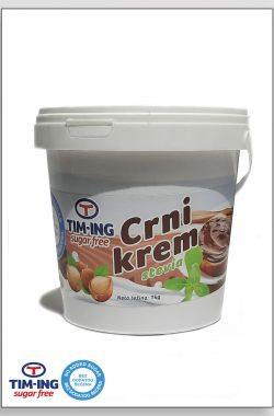 KREM crni stevia 1kg
