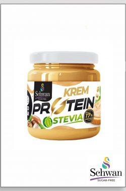 KREM SCHWAN protein stevia beli